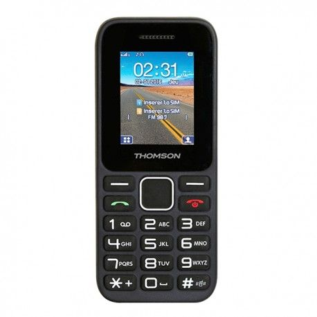 Telefono Movil Libre Thomson Tlink11