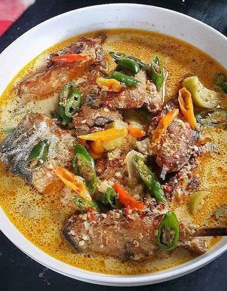 Mangut Ikan Asap Resep Masakan Masakan Resep
