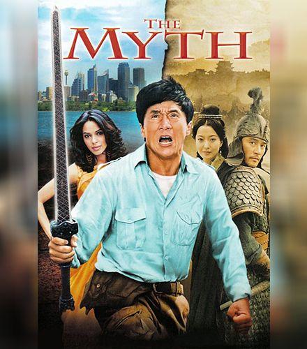 The Myth Dengan Gambar Jackie Chan Film Bioskop