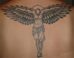 Guardian Angel Tattoos pictures and designs. Free high quality photographs, flash and image designs in our Angel Tattoos Gallery. Celtic Tattoos and Tribal Tattoos shown also.