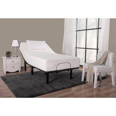 Home Steel Bed Frame Bed Frame Adjustable Bed Frame