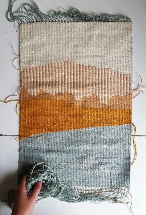 Lucy Poskitt: Weaving the line - TextileArtist.org