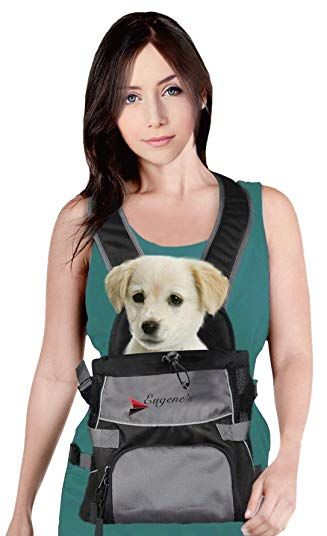 Eugene S Front Dog Cat Pet Carrier Dog Backpack Bag Free Your