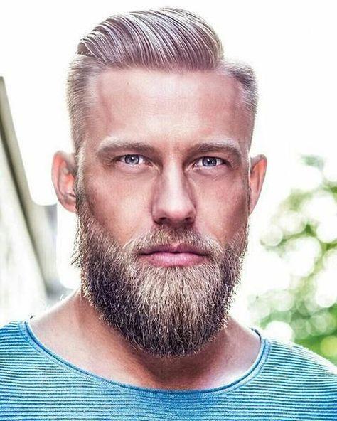 Haare männer haarschnitt graue Graue Haare