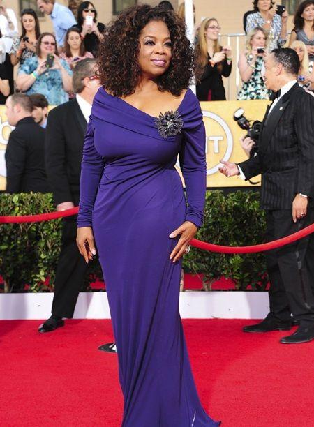 Oprah Winfrey Body Measurements Height Weight Bra Size Facts Vital