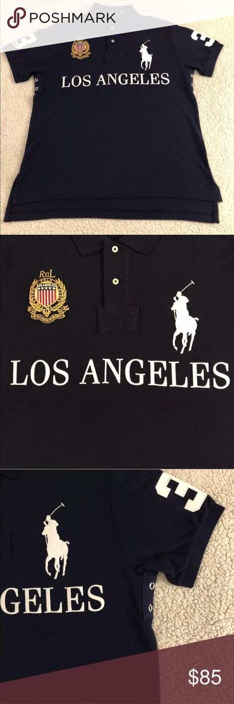 Ralph Angeles Shirt Lauren Los Polo nwkP8OX0