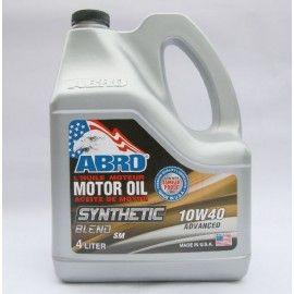 Abro Motor Oil Synthetic 10w40 4l Oils Motor Oil Car Care