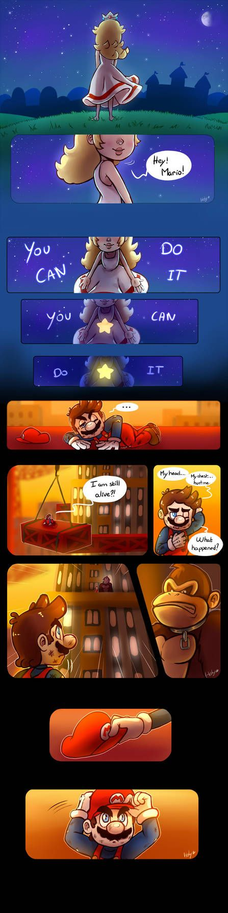 Super Mario's Stories - Part 5 by LC-Holy on DeviantArt