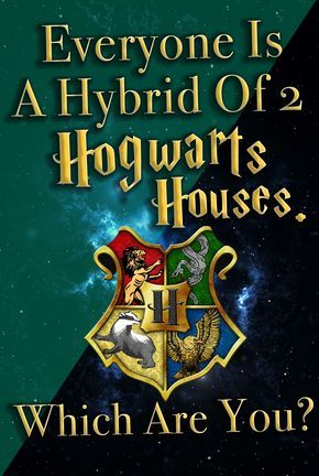 Quiz Everyone Is A Hybrid Of Two Hogwarts Houses Which Are You Harry Potter House Quiz Harry Potter Quiz Harry Potter Houses