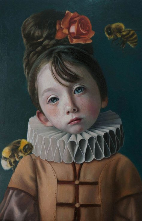 """Olga Esther """"The Bees"""""""