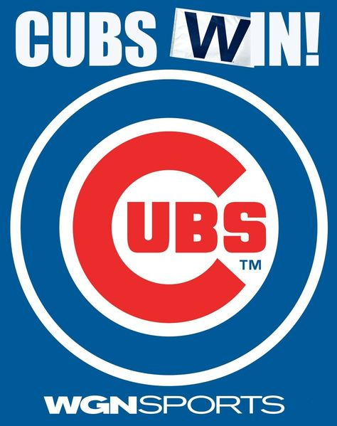 Cubs win! The Chicago Cubs clobbered the Phillies today 7-2 for the three-game sweep! Go Cubs go!