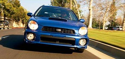 2002 Subaru Impreza WRX Price, Review
