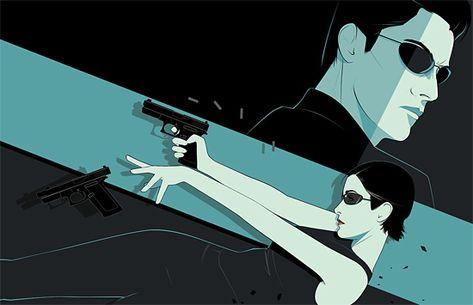 The Matrix - Craig Drake