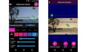 Apps Para Escrever Em Fotos Veja Opcoes Gratis Para Android E