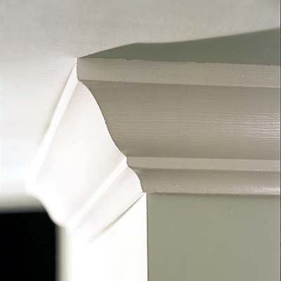 Photo: Kolin Smith   thisoldhouse.com   from Crown Molding Materials