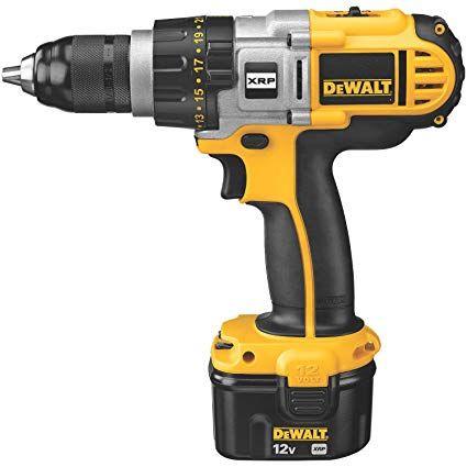 Dewalt Dcd910kx 12 Volt Xrp Drill Driver Kit Review Drill Cordless Drill Reviews Cordless Hammer Drill