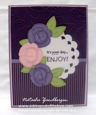 Flower Fest Paper Crafts Cards Cards Handmade Card Craft