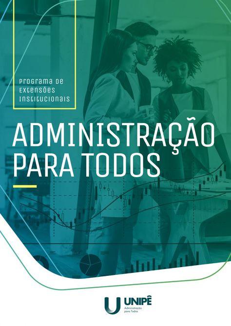 """""""Administração para Todos"""" dá boas-vindas aos participantes 2018.1 - UNIPÊ"""
