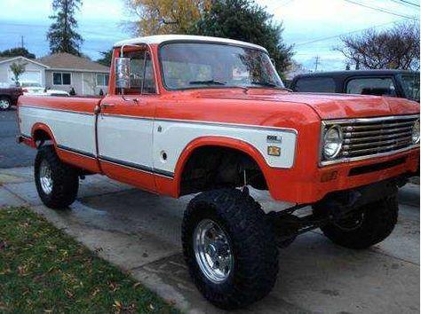 | 1974 International Harvester Pickup