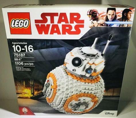 lego Star wars 75187 BB-8 nuovo