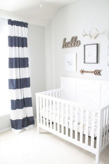 10 Gorgeous Nursery Ideas For Boys Navy Blue Nursery Rustic
