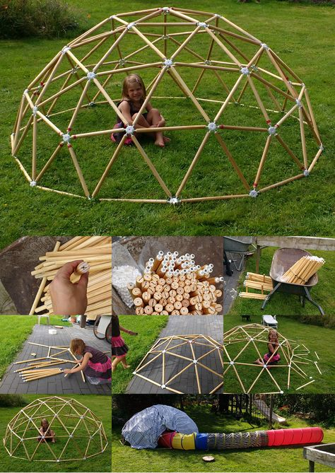 Pictures of domes built using the geo-dome plans | Domes / Yurts / Tents |  Pinterest | Yurts, Construction and Tiny houses