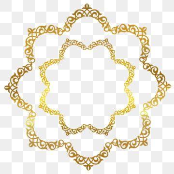 زخرفة إطار العنوان رهيبة فخم ترف اسلامية الإطارات Png وملف Psd للتحميل مجانا Ornament Frame Islamic Posters Islamic Art Pattern
