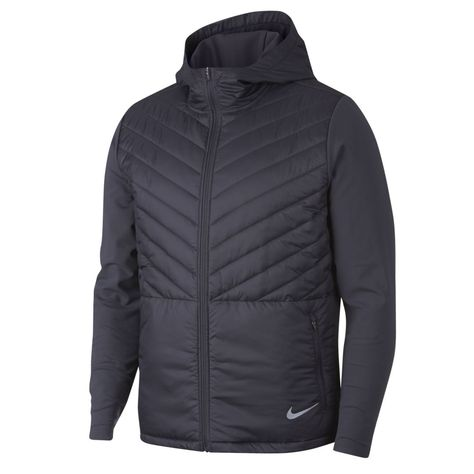 AeroLayer Men's Hooded Running Jacket in 2019 | Running