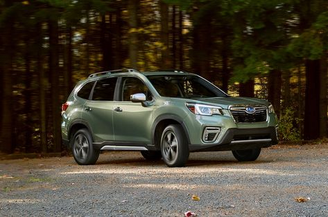 2019 Subaru Forester First Look Ready For The Cr V And Rav4 Subaru Forester Subaru Best New Cars