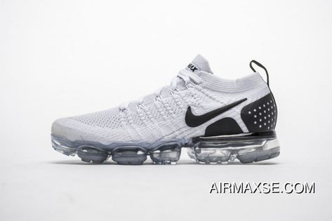ab4414e8ee White Black 2018 2.0 Zoom Nike Air VaporMax 2.0 942842-103 Outlet in ...