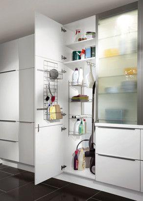 Nobilia Hauswirtschaftsraum Besenschrank Moderne Kuchenschranke