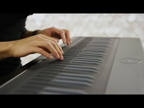 Roli maker of the innovative Seaboard Grand, a completely