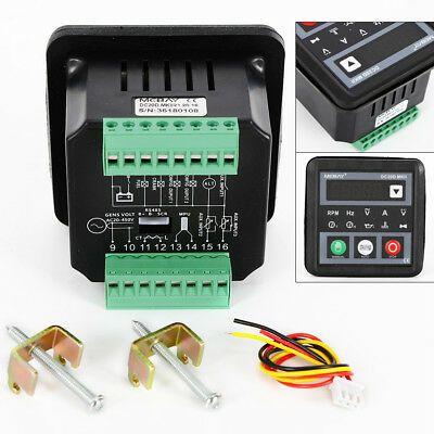Generator Controller Electronic DC20D Generator Controller Control Panel Automatic Control Module for Diesel Generator