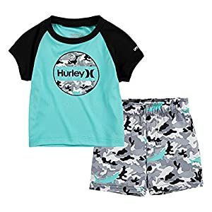 Hurley Boys Swim Suit 2-Piece Outfit Set