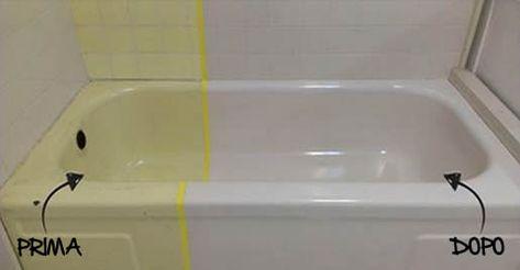 Vasche Da Bagno Usate : Il silicone usato in docce e vasche da bagno è l ideale per fa