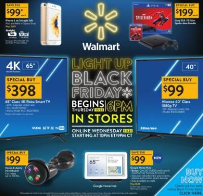 Walmart Walmart Black Friday Ad Black Friday Ads Black Friday Offers