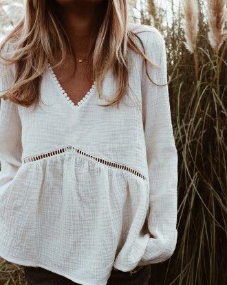 Top Alyx Mode Gaze De Coton Tenue Stylee