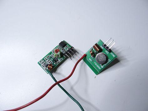 Arduino Wireless Communication Project Tutorial45 Elektronica