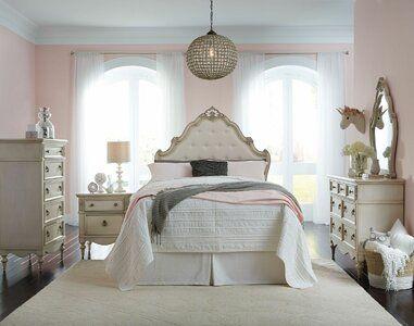 Lark Manor Avila Panel Upholstered Headboard Wayfair In 2020 Twin Bedroom Sets Furniture Twin Bedroom Furniture Sets