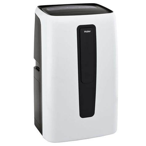 Haier 12 000 Btu 3 Speed Portable Electric Home Air Conditioner With Remote Portable Air Conditioner Room Air Conditioner Portable Air Conditioner With Heater