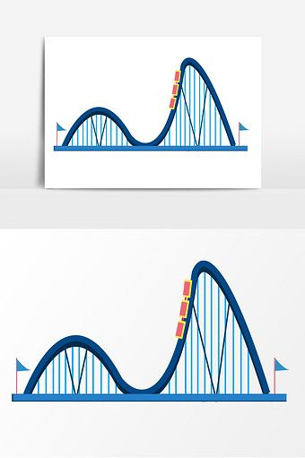 Children S Day Roller Coaster Image Elements Png Images Psd Free Download Pikbest Roller Coaster Drawing Roller Coaster Images Roller Coaster