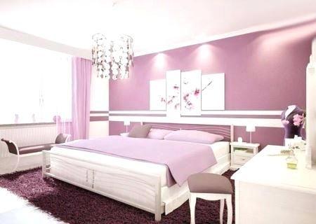 Ziemlich Licht Lila Schlafzimmer Lila Schlafzimmer Akzent Wand