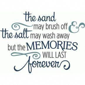 Silhouette Design Store - View Design sand may brush off memories last forever phrase Silhouette Design, Silhouette Cameo Projects, Family Quotes, Life Quotes, Beach Quotes And Sayings, Foto Transfer, Card Sentiments, Beach Signs, Beach Themes