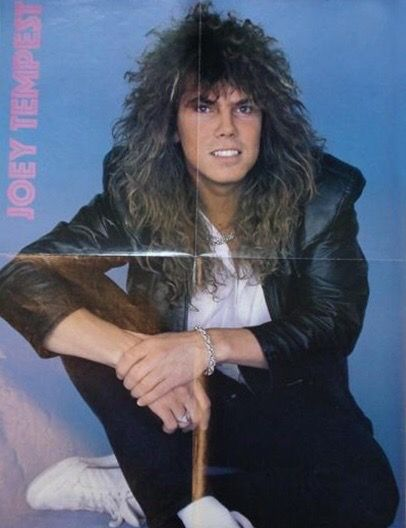 Pin By Anna M Longhi On Europe In Magazines Joey Tempest Tempest Europe Band