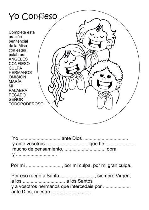 19 Ideas De Reconciliacion En 2021 Catequesis Catecismo Los Sacramentos