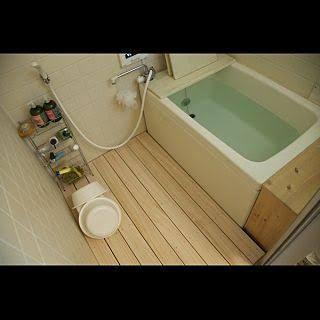 浴室ドアを自作 の画像検索結果 Diy 浴室ドア 風呂 すのこ