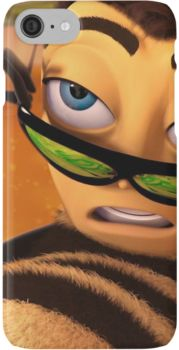 Barry Benson is HOT AF - Bee Movie Meme iPhone Case & Cover