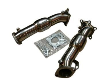 Top Speed Downpipes Nissan GTR R35 (09-17) Catless / Test