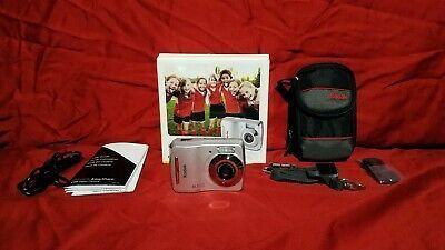 Kodak Easyshare C122 8 1mp Digital Camera Silver Digital Camera Digital Kodak Easyshare