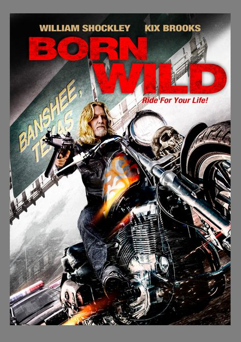 Born Wild Available On Dvd Dec 16th